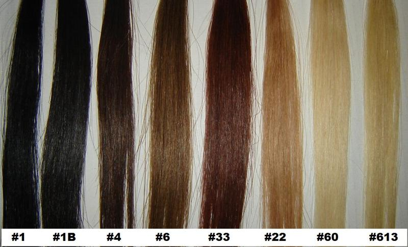 Honey Blonde Hair Extensions Colour Chart 88